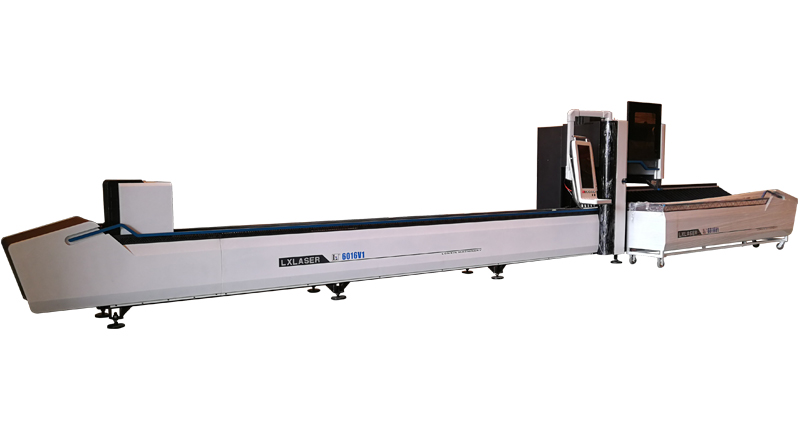Special-Shape Tube Laser Cutting Machine