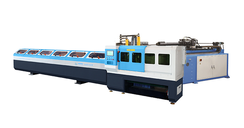 Integrated Tube Bending Laser Cutting Machine