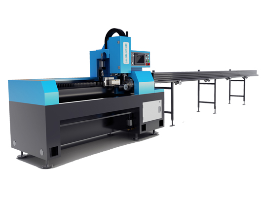 Semi-Automatic Laser Tube Cutting Machine