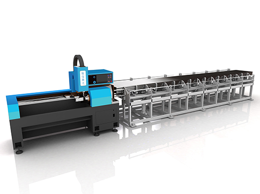 Small Diameter Tube Laser Cutting Machine