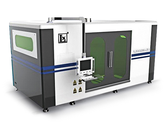 Elbow Tube Laser Cutting Machine