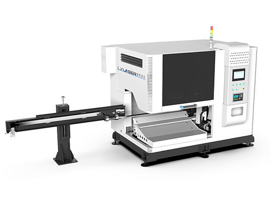 Tube Milling & Laser Cutting Line