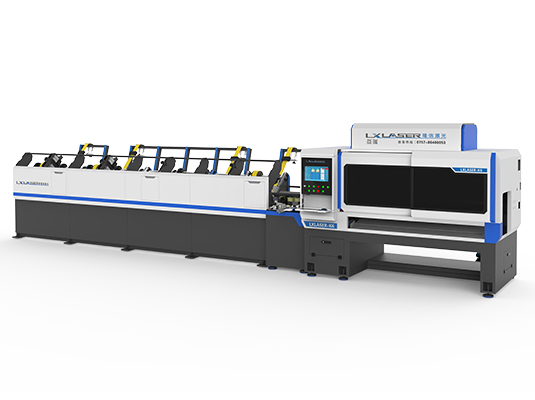 Ultra-rapid speed laser tube cutting machine