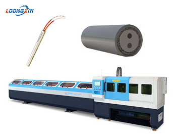 Recently we have received an order from a Spain customer, for heating pipe cutting machines.