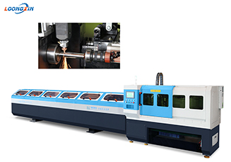 Laser cutting machine cutting tube gas and pressure selection and description