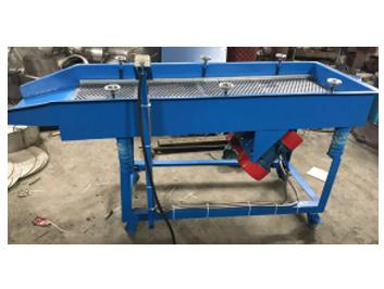 Stainless steel parts polishing machine customer case