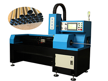 Tube & pipe laser cutting machine for parts manufacturer