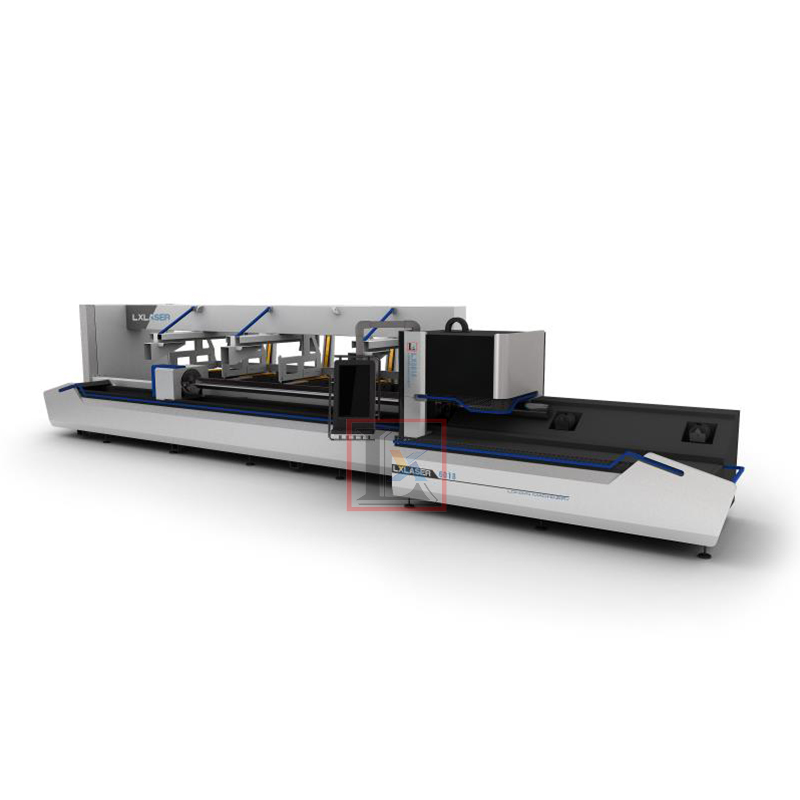 Why choose professional Laser tube cutting machine