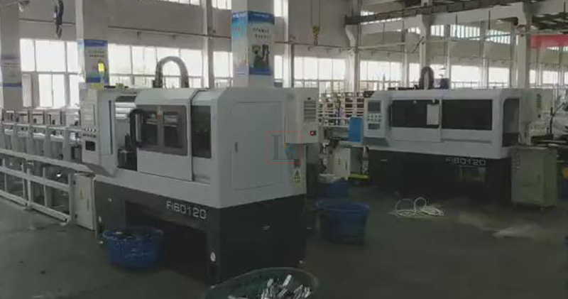 Laser cutting machine in three-way catalytic converters manufacturer