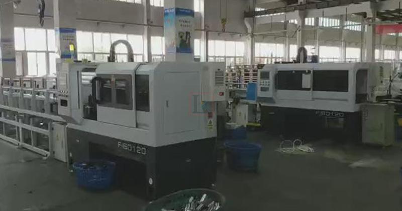 Laser cutting machine in three-way catalytic converters manufacturer