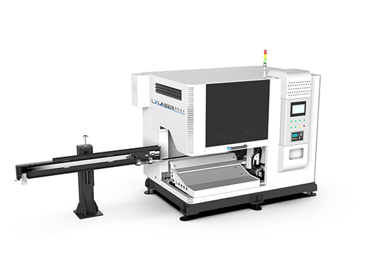 Born for auto parts, 4 stars laser tube cutting machines from LX Laser