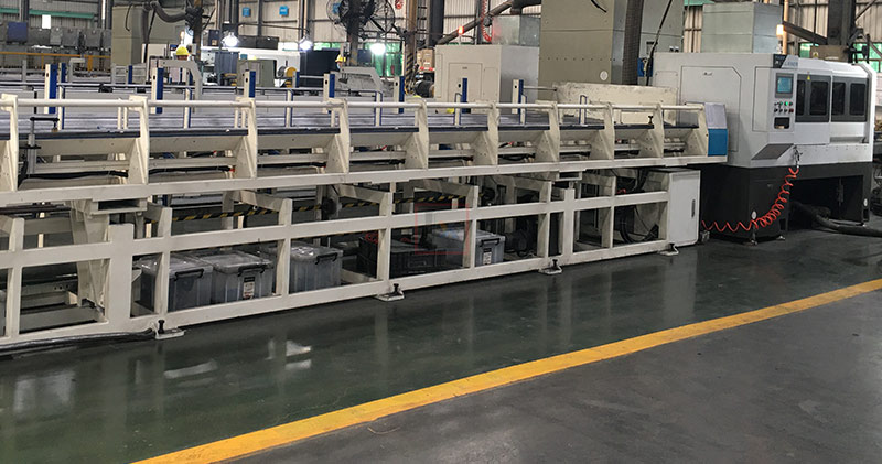 Raw materials supply chain of automotive seating frames in Japan-funded factory