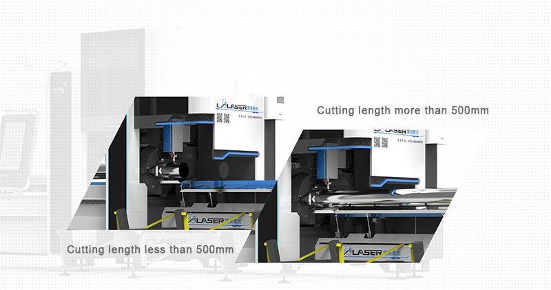 Heavy duty laser pipe cutting machine