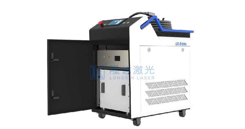 The advantages of handheld fiber laser welding machine