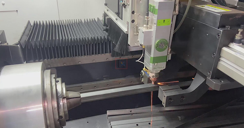 Coffee table racks manufacturing with ultra-rapid speed automatic square tube laser cutting machine