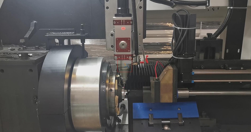 Maintenance of laser tube cutting machines in Summer