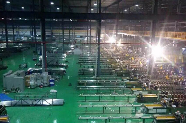 Pipe Making Factory