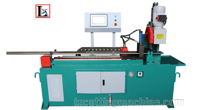 LX330CNC Circular Saw Machine