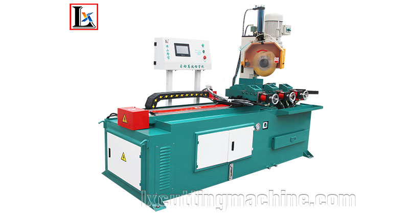 LX400CNC Metal sawing Machine