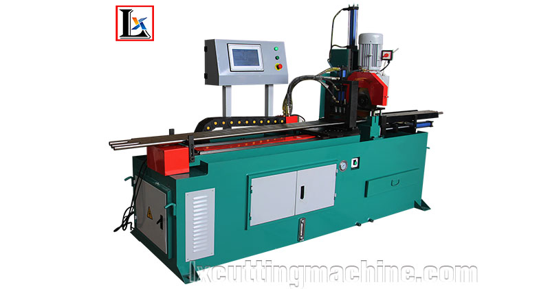 CNC HSS Pipe Circular Cold Saw Cutting Machine