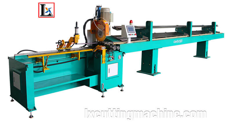 LX-ZY-330 steel pipe cutting machine