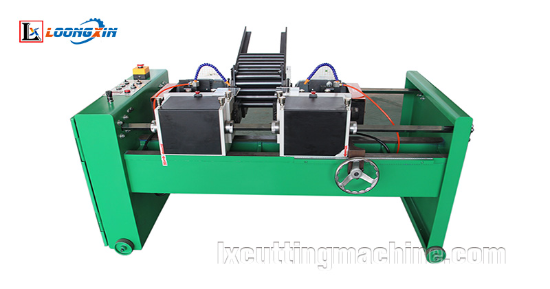 EF50 Double-end Chamfering Machine