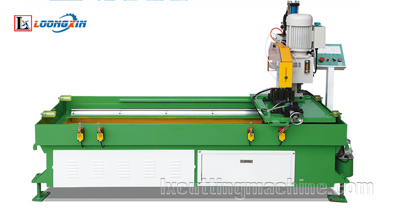 AC330 Pipe Making Online Cutting Machine