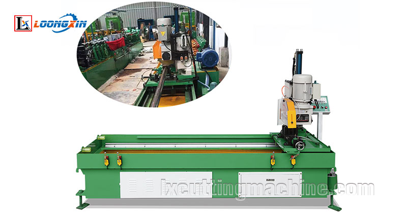AC355 On-line Cutting Machine