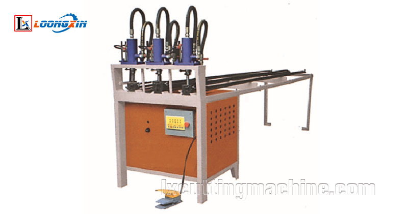 Portable Semi Auto Hole Punching Machine, Metal Punching Machine