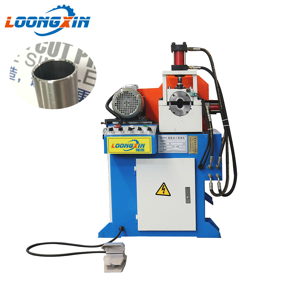 Single End Rod Chamfering Machine