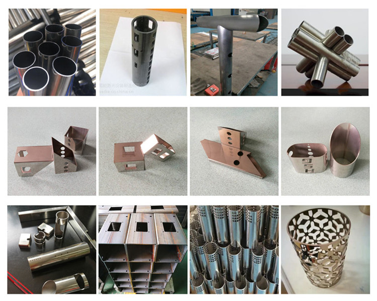 designed pipe cutting processing