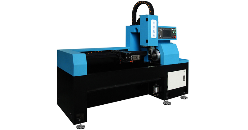 Fiber Laser Tube Cutting Machine For Stainless Steel Tubes