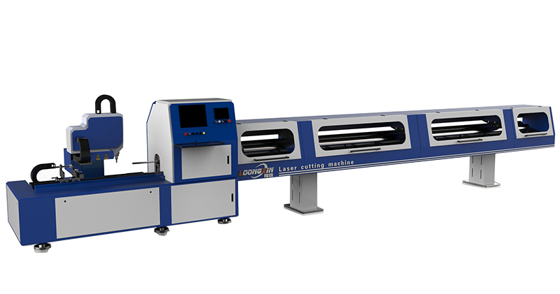 Fully Automatic Laser Pipe Cutting Machine FL-120-S