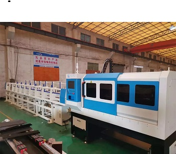 Comparison of energy consumption between fiber laser and CO2 laser in laser pipe cutting machine