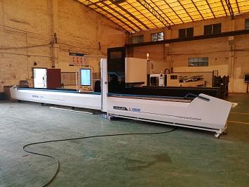 Optical fiber laser cutting machine to solve the problem of metal cutting