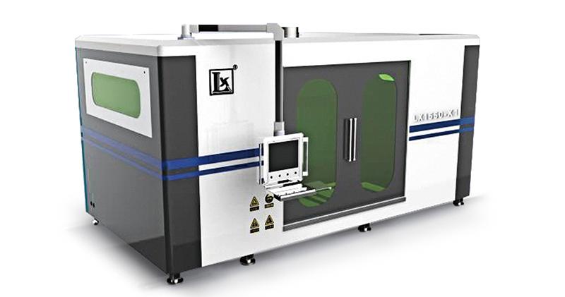 Elbow Tube Laser Cutting Machine LX-1550-X1