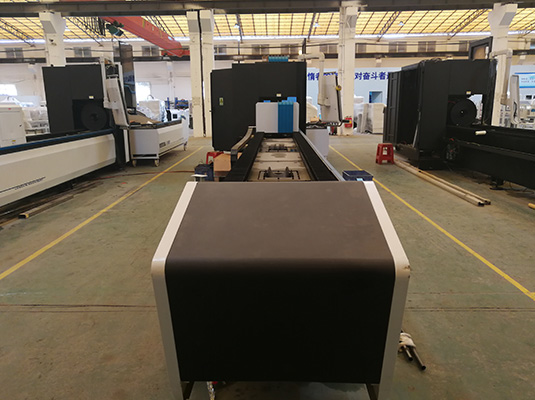 Metal Tube Laser Cutting Machine