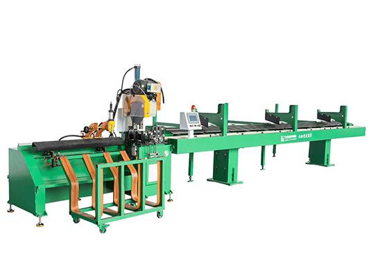 Automatic Circular Saw Cutting Machine