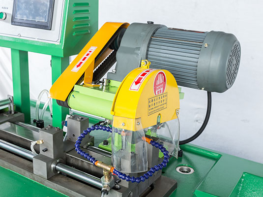 Small Tubes Circular Sawing Machine