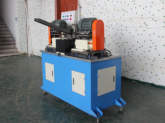 automatic tube end chamfering machine LX-50FA
