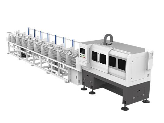 CNC Laser Tube Cutting Machine