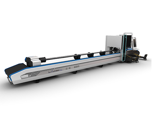 Heavy duty laser pipe cutting machine K35