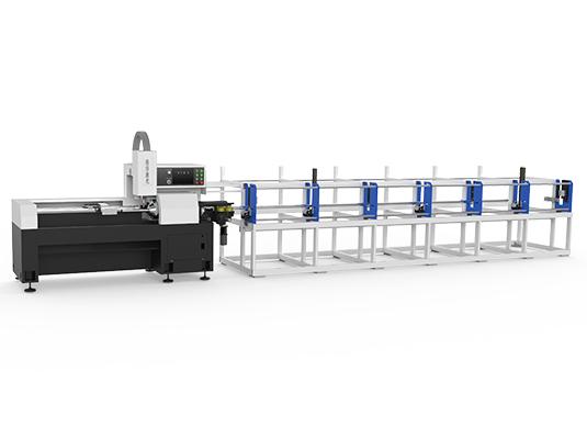 Small Diameter Tube Laser Cutting Machine