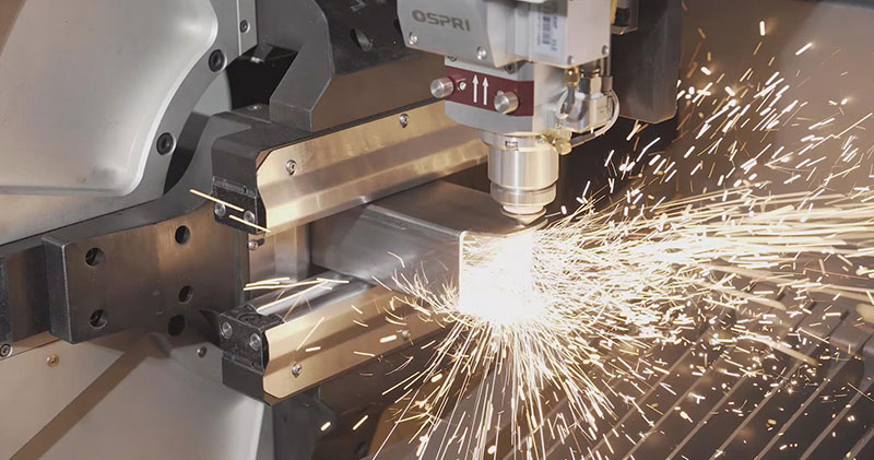 LX Laser: Focus on laser tube cutting machines development and innovation