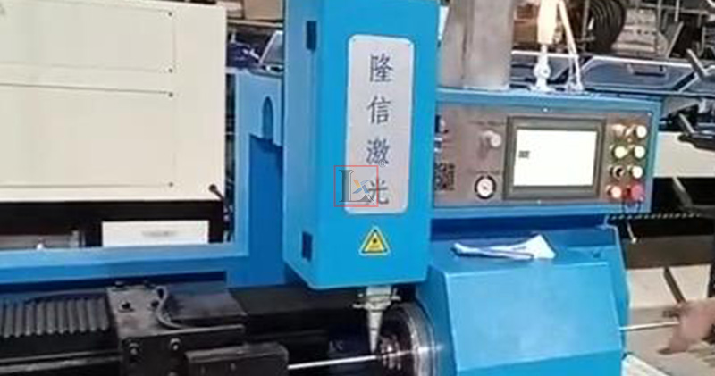LX Laser high speed laser pipe cutting machines for Spanish heating element project
