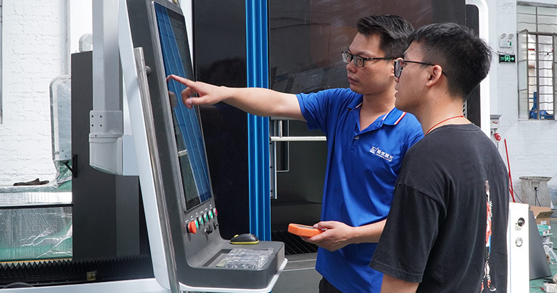 Longxin Laser丨Focus on customer service and continuously improve customer satisfaction